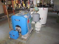 New Boiler and Hot Water Heater